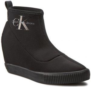 54553b1759 Čižmy CALVIN KLEIN JEANS - Shuana RE9767 Black značky Calvin Klein ...