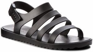 5abed7111aa87 Zaxy černé letní boty na platformě Hi-Lo Sandal Plat Fem Black ...