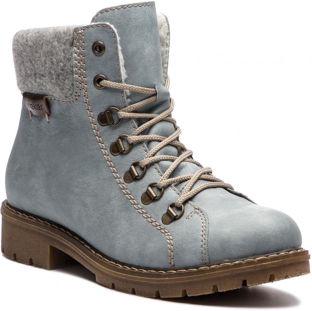 94ac78e847 Outdoorová obuv RIEKER - Y9142-10 Blau značky RIEKER - Lovely.sk