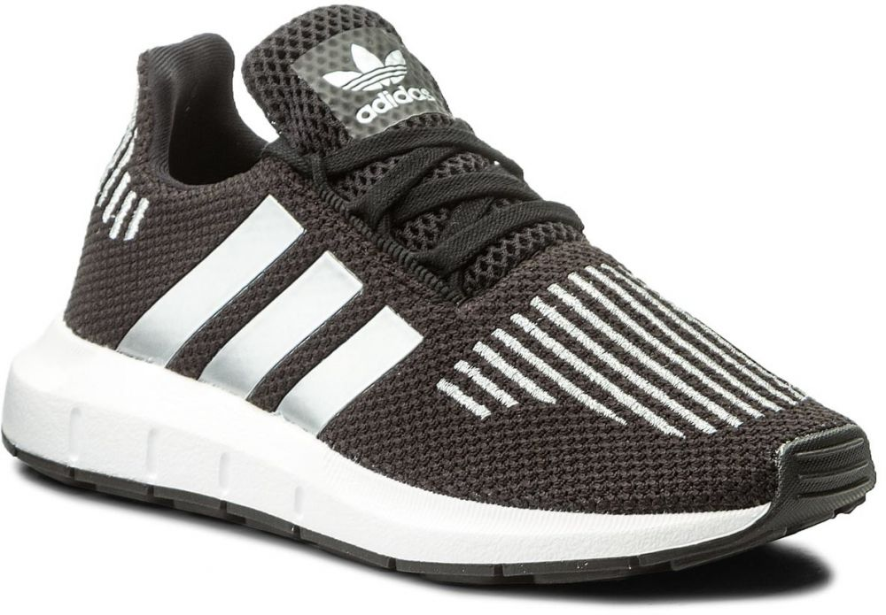 7b1407ca33 Topánky adidas - Swift Run C CQ2661 Cblack Silvmt Ftwwht značky ...