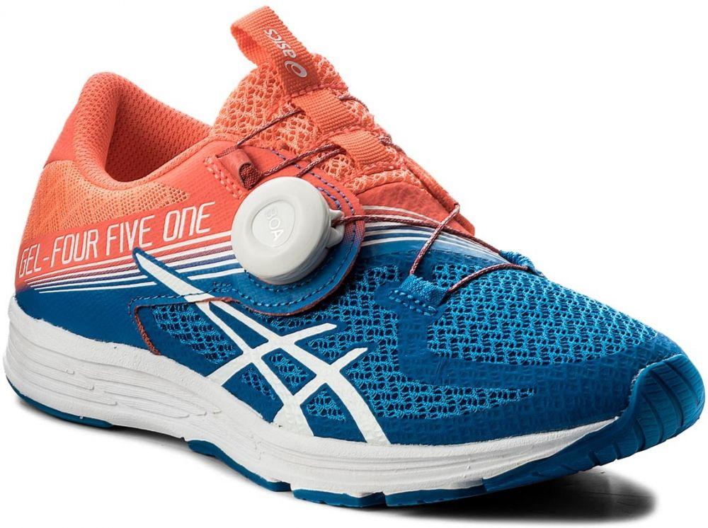2a0a85650175a ... Športová obuv Bežecké tenisky · Topánky ASICS - Gel-451 T874N Flash  Coral/White/Directoire Blue 0601