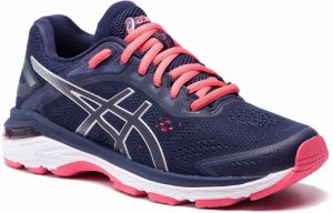 Topánky ASICS - Gt-2000 7 1012A147 Peacoat/Silver 401