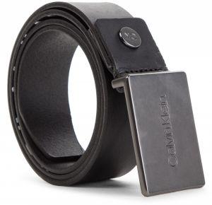 b0de9d49d Calvin Klein čierny kožený opasok Reversible Belt G značky Calvin ...