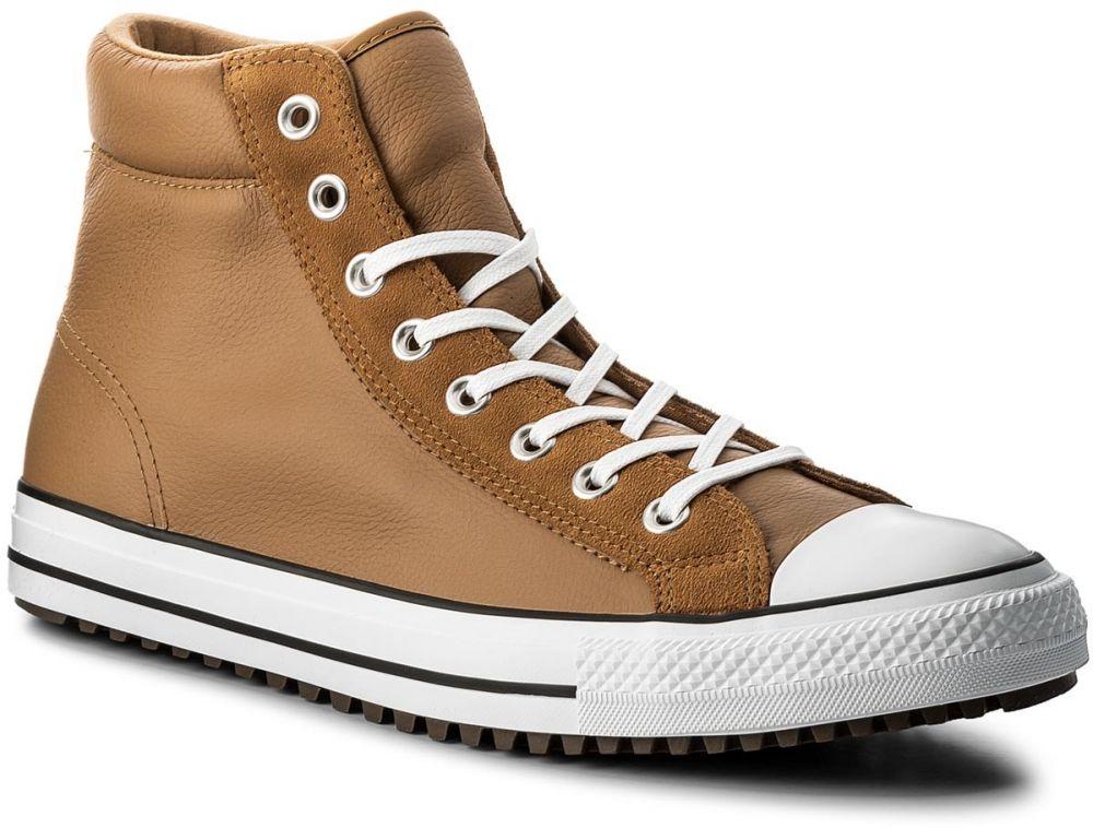 683046d4a Tramky CONVERSE - Ctas Boot Pc Hi 157494C Raw Sugar/White značky ...