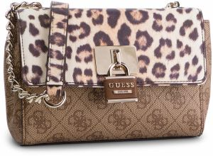 Kabelka GUESS - Downtown Cool (SL) Mini-Bags HWSL72 96780 BRM