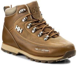 Trekingová obuv HELLY HANSEN - W The Forester 105-16.731 Bone Brown Incense  d8ccca41cce