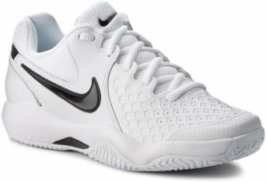 Topánky NIKE - Air Zoom Resistance 918194 102 White/Black