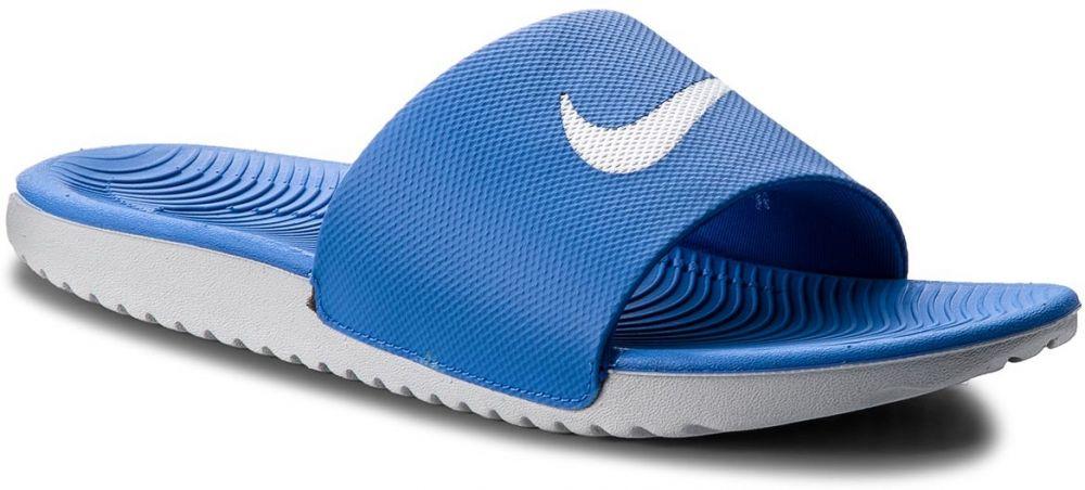 Šľapky NIKE - Kawa Slide 832646 410 Hyper Cobalt White Wolf Grey značky Nike  - Lovely.sk 29db3ea3a12