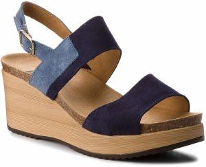 94cd9316479f Hnedé dámske semišové zdravotné sandále Scholl Kelly značky Scholl ...