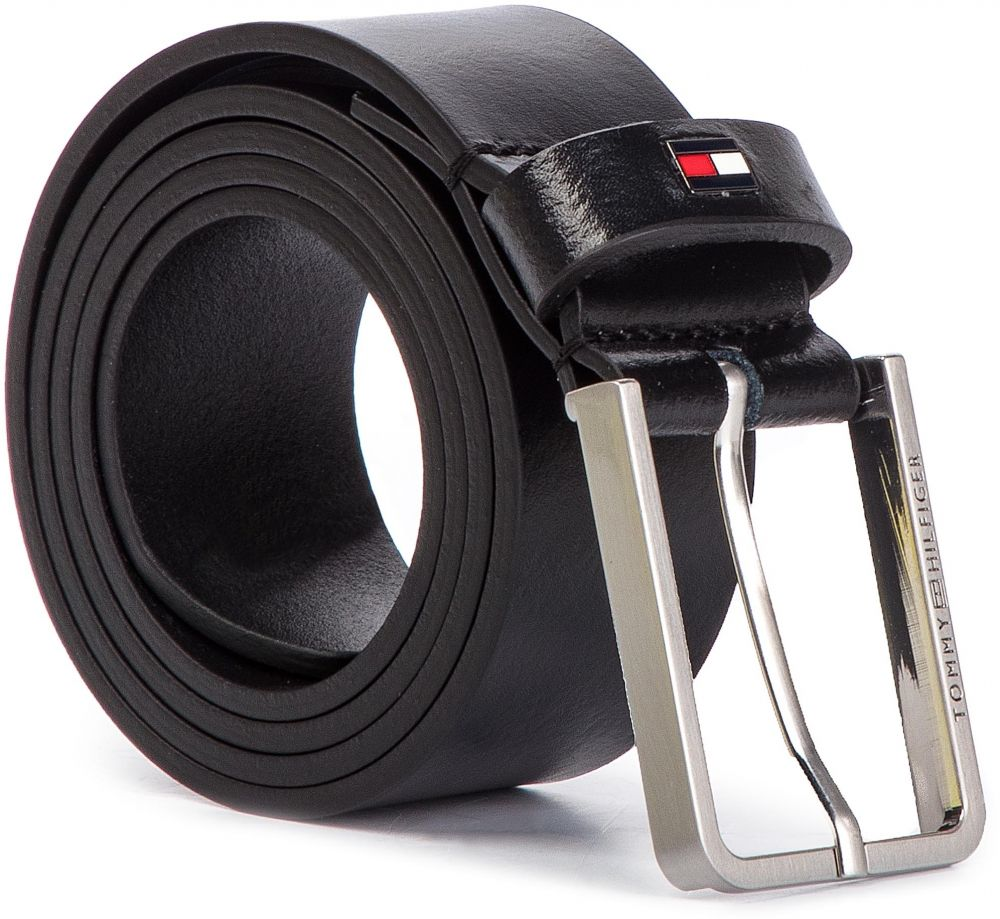 Opasok Pánsky TOMMY HILFIGER - Long Modern Leather Belt 3.5 AM0AM04612 002 25f705ff02a