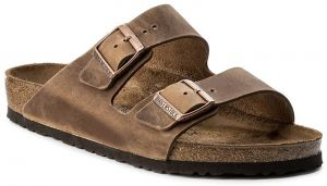 Šľapky BIRKENSTOCK - Arizona 0352201 Tabacco Brown