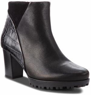 Členková obuv GABOR - 92.861.17 Schwarz (Micro) 25e09016318