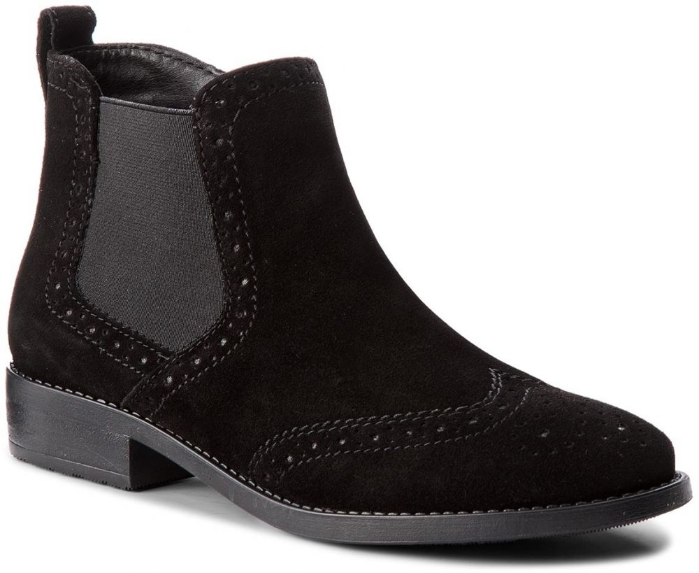 301049f26fdf Členková obuv TAMARIS - 1-25493-21 Black 001 značky Tamaris - Lovely.sk
