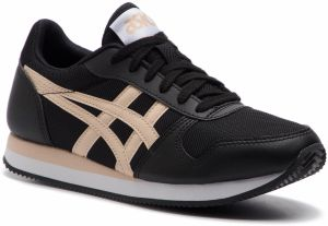 Sneakersy ASICS - TIGER Curre II 1192A099 Black/Nude 002