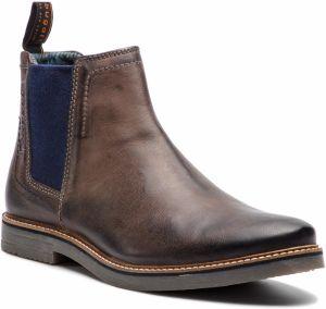 Kotníková obuv s elastickým prvkom BUGATTI - 311-60930-3200-1100 Dark Grey fb1ce336257