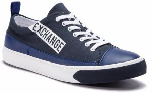 Sneakersy ARMANI EXCHANGE - XUX041 XV097 00285 Navy