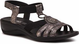 Sandále IMAC - 308651 Black Black 74440 011 77e731e5d7