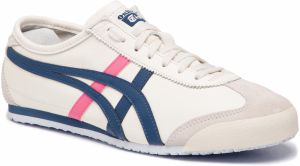 Sneakersy ASICS - ONITSUKA TIGER Mexico 66 1182A078 Cream/Midnight Blue