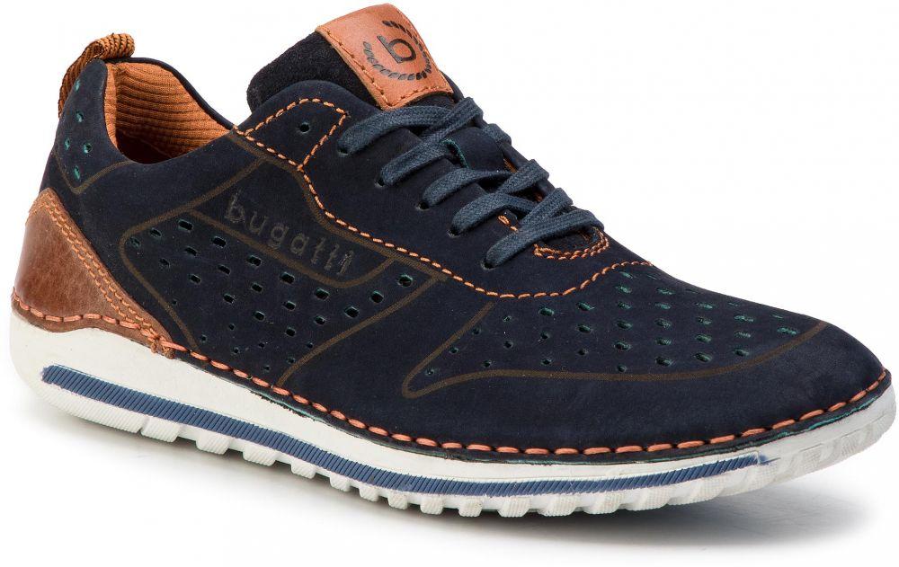 Sneakersy BUGATTI 321 71202 1500 4100 Dark Blue