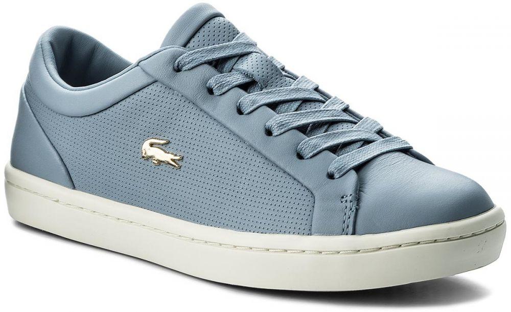 60fb6093fe Sneakersy LACOSTE - Straightset 118 2 Caw Lt 7-35CAW00653D4 Blu Pnk značky  Lacoste - Lovely.sk