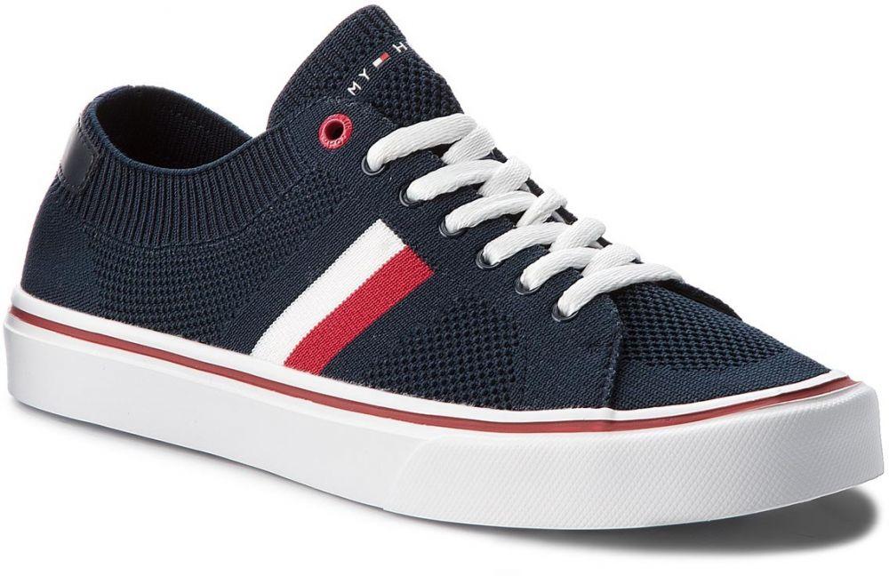 1ccb22e43f Tenisky TOMMY HILFIGER - Lightweight Corporate Sneaker FM0FM01619 Midnight  403 značky Tommy Hilfiger - Lovely.sk