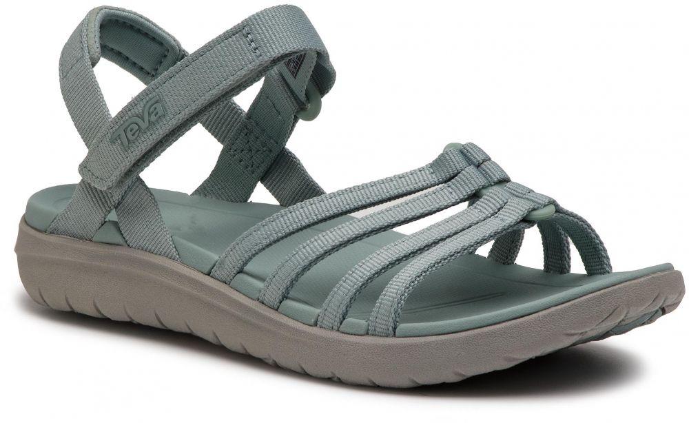 41077c81df9b Sandále TEVA - Sanborn Cota Sandal 1099447 Gray Mist značky Teva ...