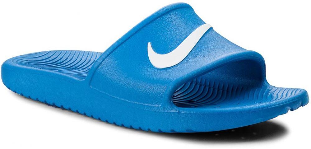 2e38d534f7 Šľapky NIKE - Kawa Shower 832528 410 Photo Blue White značky Nike ...