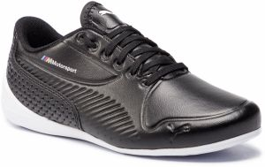 Sneakersy PUMA - BMW MMS Drift Cat 7S UltraJr 306441 01 Puma Black/Puma Black