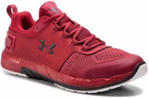 Topánky UNDER ARMOUR - Ua Commit Tr Ex 3020789-600 Red