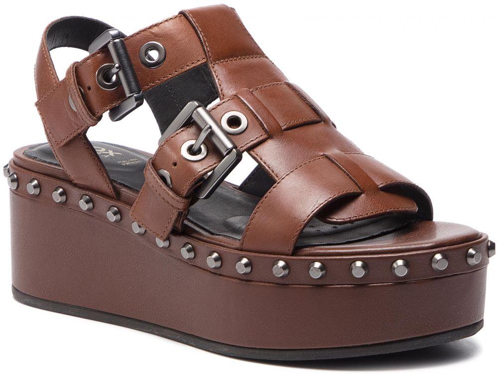 443a36437e Sandále GEOX - D Shakima B D92CXB 00043 C0013 Brown značky Geox ...