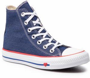 aacebe5804b6 Sneakersy CONVERSE - Ctas Hi 561729C Light Blue Light B značky ...