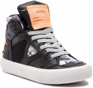 Sneakersy GUESS - FI5BRU ELE12 BLACK