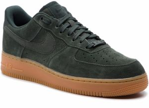 Topánky NIKE - Air Force 1 '07 Lv8 Suede AA1117 300 Outdoor Green/Outdoor Green