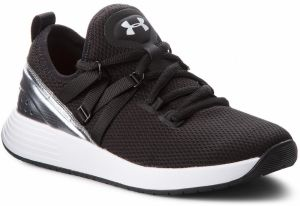 Topánky UNDER ARMOUR - Ua W Breathe Trainer 3020282-002 Blk