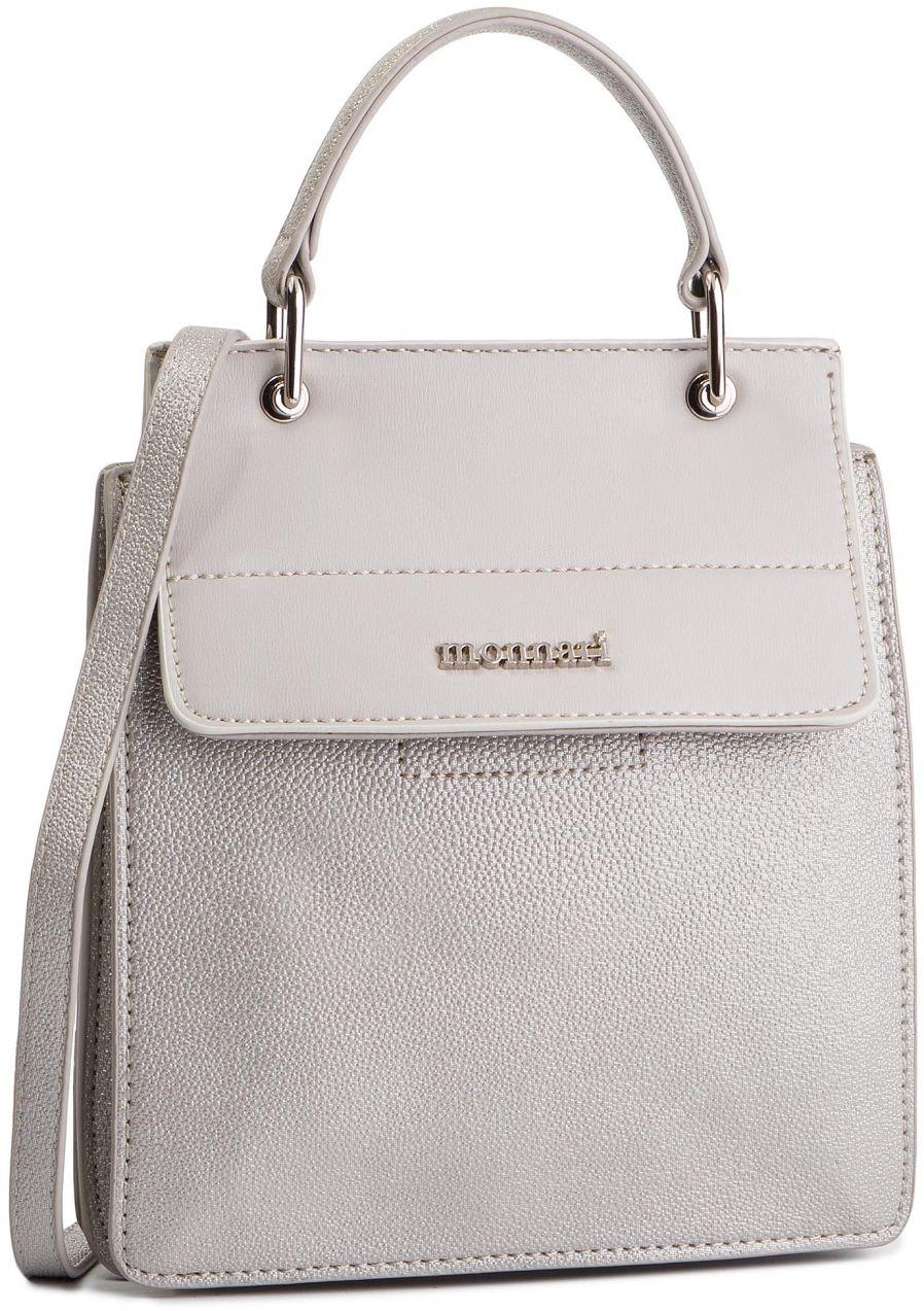 Kabelka MONNARI - BAG2221-022 Silver značky Monnari - Lovely.sk 41fd680d959