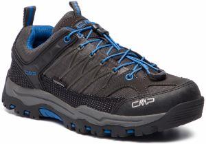 Trekingová obuv CMP - Kids Rigel Low Trekking Shoes Kids Wp 3Q54554J  Arabica Adriatico 81BN 52e61f32e06