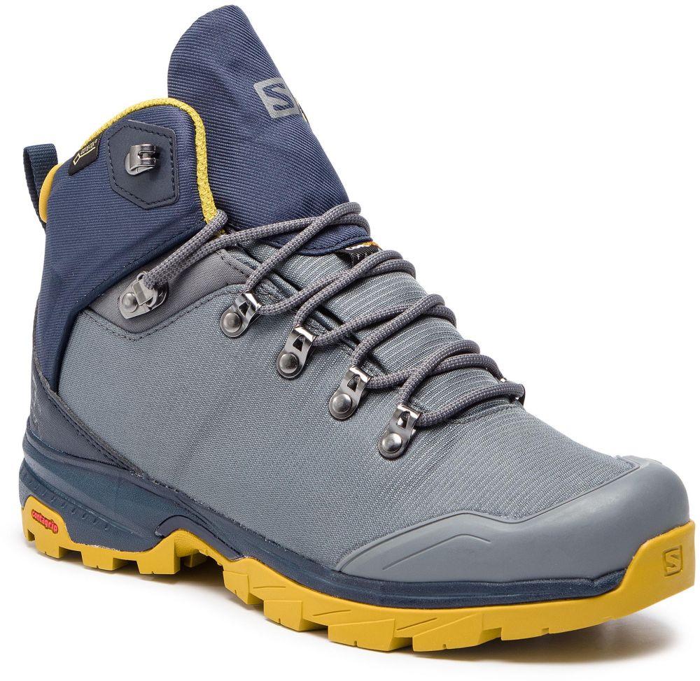 7f9abd56b773 Trekingová obuv SALOMON - OutBack 500 Gtx GORE-TEX 406926 27 G0 Quiet Shade
