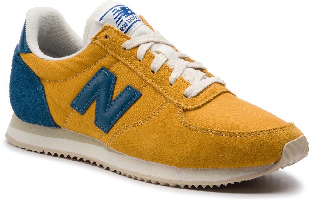 Sneakersy NEW BALANCE - U220FG Žltá značky New Balance - Lovely.sk 29755a7b43b
