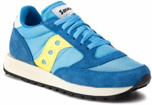 Sneakersy SAUCONY - Jazz Orginal Vintage S60368-62 Blue/Yellow