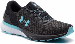 Topánky UNDER ARMOUR - Ua W Charged Escape 2 3020365-001 Blk
