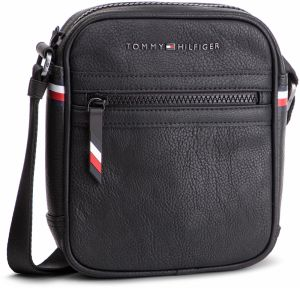 Ľadvinka TOMMY HILFIGER - Essential Mini Reporter AM0AM04618 002