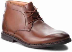 3c05b5fa9809 Outdoorová obuv CLARKS - Banbury Mid 26135425 British Tan Leather