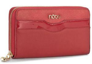 22f9bd753b3b Červená dámska kožená vzorovaná peňaženka KARA značky KARA - Lovely.sk