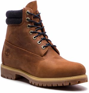 6c686b0a3b9 Outdoorová obuv TIMBERLAND - 6 In Double Collar Boot TB0A1QZJD351 Rawhide