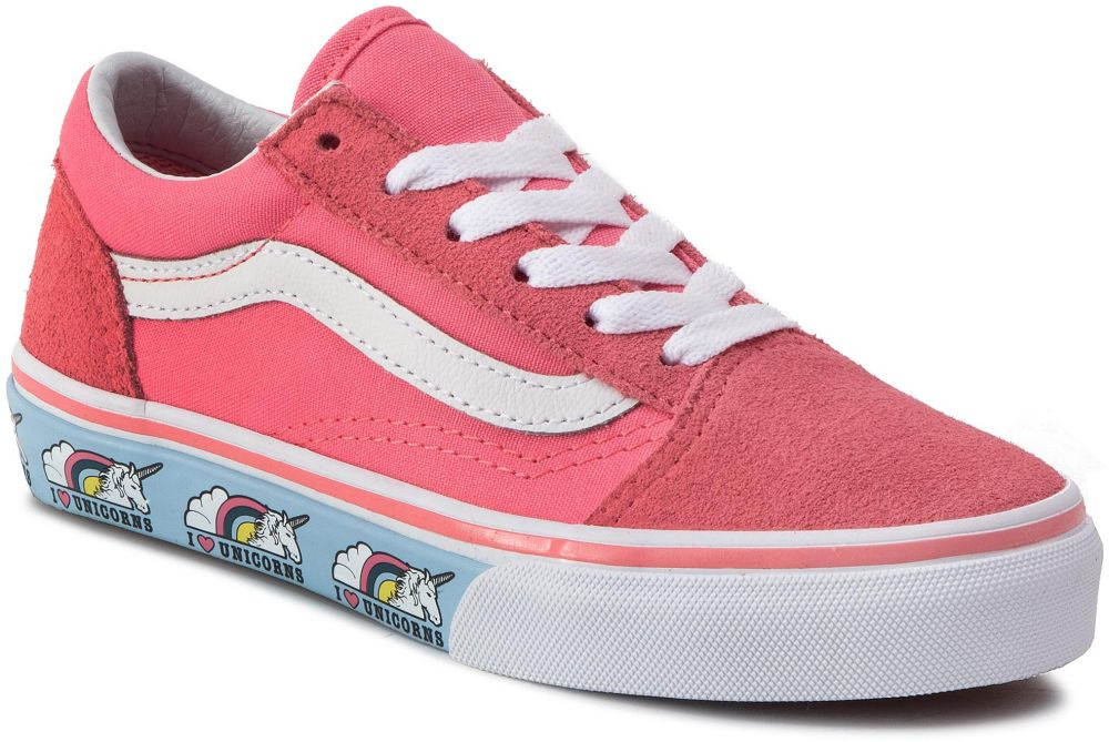 Tenisky VANS - Old Skool VN0A38HBVE01 Strawberry Pink značky Vans ... 6abf336987c