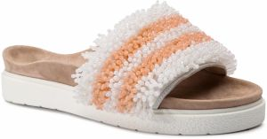 Šľapky INUIKII - Slipper Pearl Band 70104-14 Powder