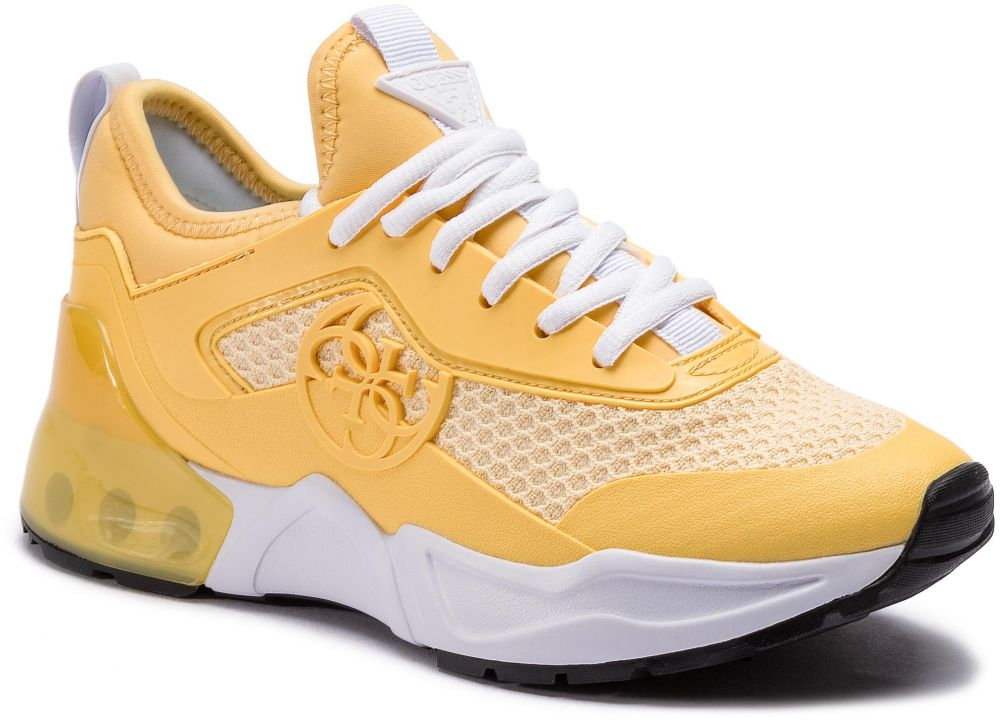 e8f9fad082 Sneakersy GUESS - Teckie FL6TEC FAB12L GOLD značky Guess - Lovely.sk