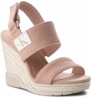 dbc78a769dbb Miss Butterfly Dámske sandále MB153 LIGHT ROSE značky Miss Butterfly ...