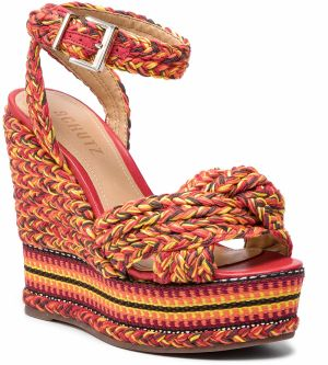 Espadrilky SCHUTZ - S 03139 0265 0002 U Multi Orange