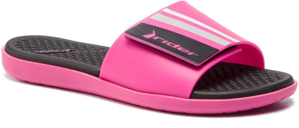 ab1db7b7a2df Šľapky RIDER - Pool Fem 82569 Pink Black 23809 značky Rider - Lovely.sk